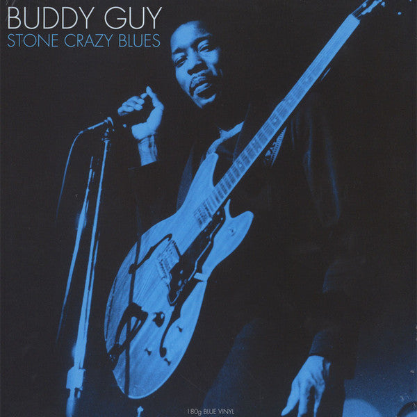 Buddy Guy - Stone Crazy Blues (Vinyle Neuf)