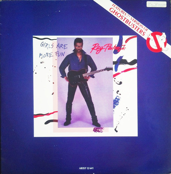 Ray Parker Jr - Girls Are More Fun (Vinyle Usagé)