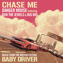 Danger Mouse Featuring Run The Jewels And Big Boi - Chase Me (Vinyle Neuf)
