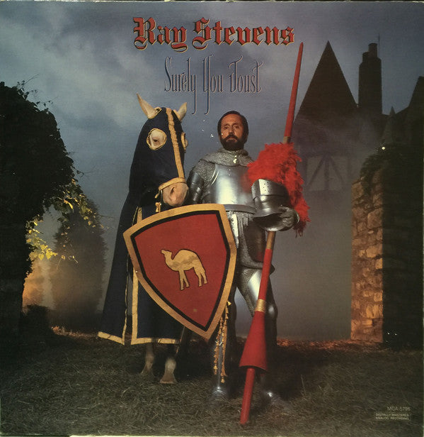Ray Stevens - Surely You Joust (Vinyle Usagé)