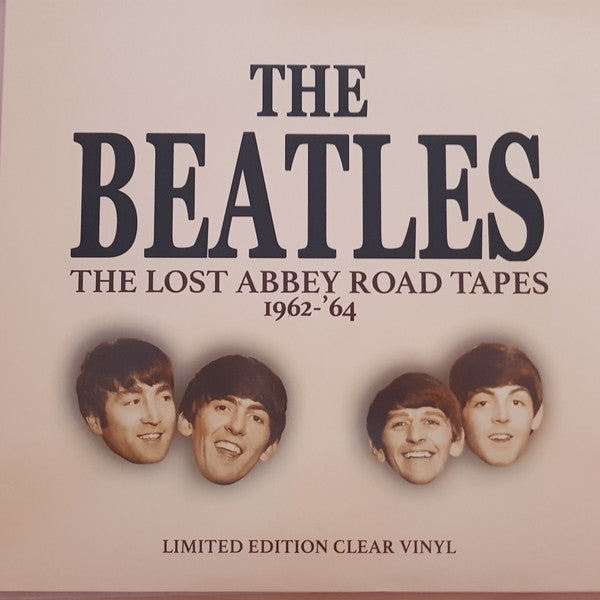 Beatles - The Lost Abbey Road Tapes 1962-64 (Vinyle Neuf)