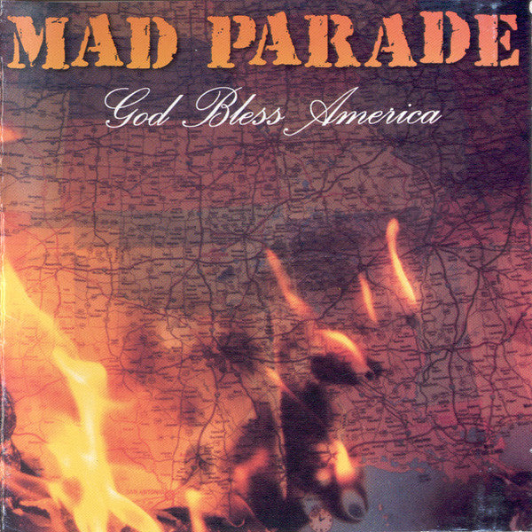 Mad Parade - God Bless America (Vinyle Neuf)