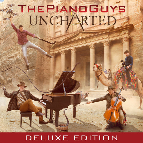 Piano Guys - Uncharted (Vinyle Neuf)