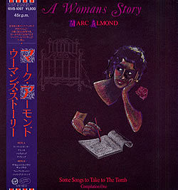 Marc Almond - A Womans Story (Some Songs to Take to The Tomb / Compilation One) (Vinyle Usagé)