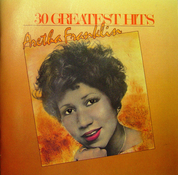 Aretha Franklin - 30 Greatest Hits (CD Usagé)