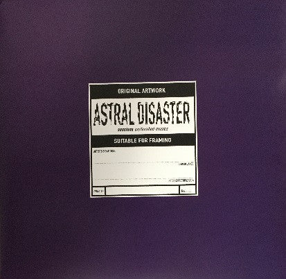 Coil - Astral Disaster Sessions Un/finished Musics (Vinyle Neuf)