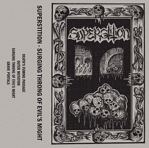 Superstition - Surging Throng Of Evils Might (Vinyle Neuf)