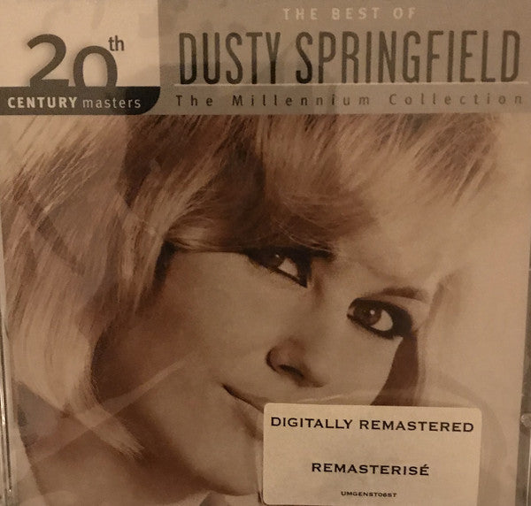Dusty Springfield - The Best Of (CD Usagé)