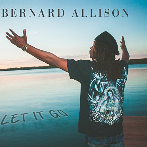Bernard Allison - Let It Go (Vinyle Neuf)