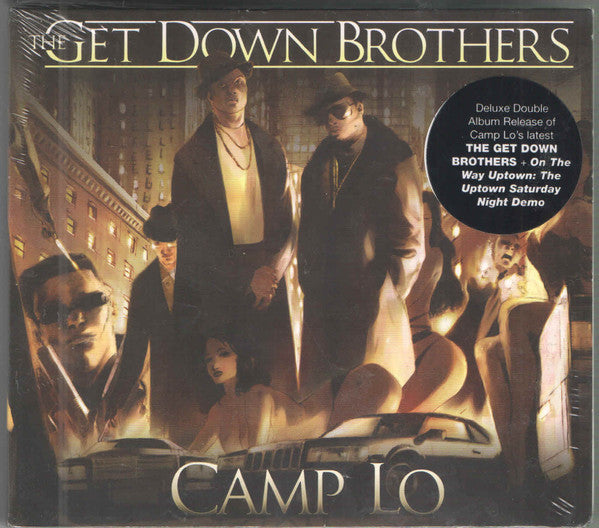 Camp Lo - The Get Down Brothers + On The Way Uptown (Vinyle Neuf)
