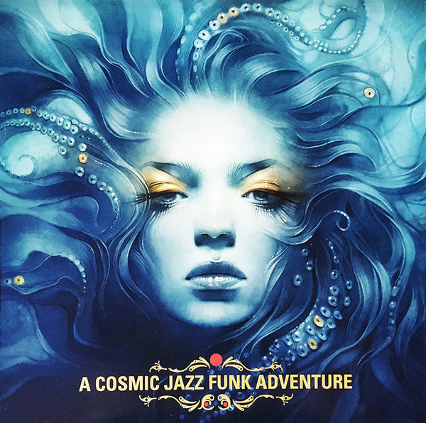 Detroit Rising - A Cosmic Jazz Funk Adventure (Vinyle Neuf)