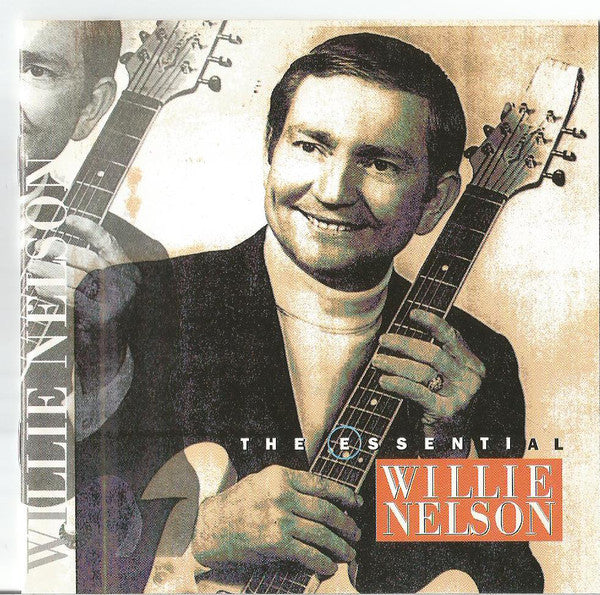 Willie Nelson - The Essential Willie Nelson (CD Usagé)