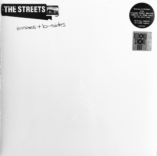 Streets - Remixes And B-sides (Vinyle Neuf)