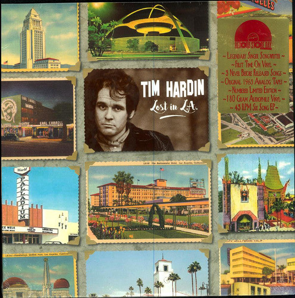 Tim Hardin - Lost In La (Vinyle Neuf)