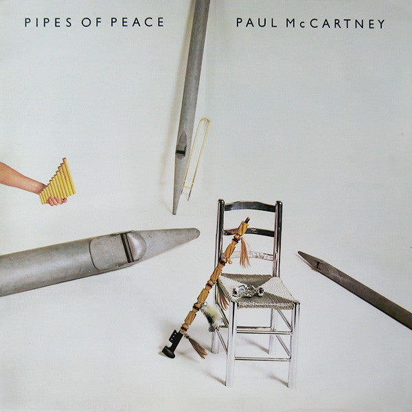 Paul McCartney - Pipes Of Peace (Vinyle Neuf)
