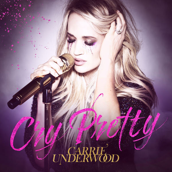 Carrie Underwood - Cry Pretty (Vinyle Neuf)