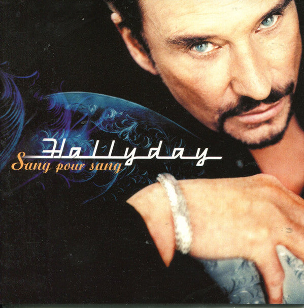 Johnny Hallyday - Sang Pour Sang (CD Usagé)