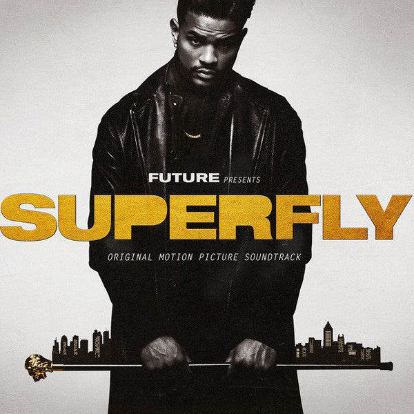21 Savage / Lil Wayne / Future - Superfly Soundtrack (Vinyle Neuf)