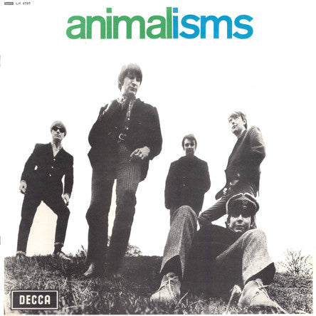 Animals - Animalisms (Vinyle Neuf)