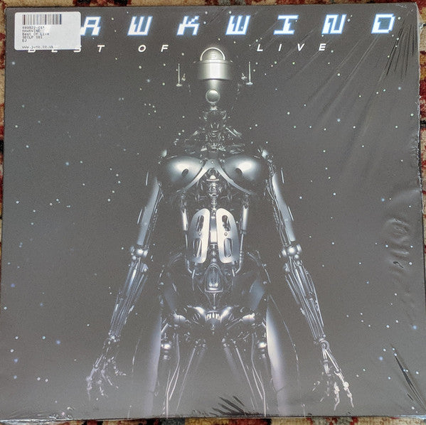 Hawkwind - Best Of Live (Vinyle Neuf)