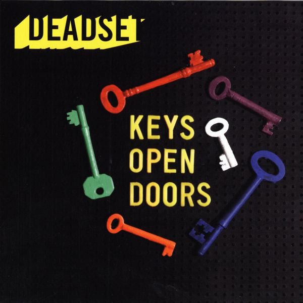 Deadset - Keysopendoors (CD Usagé)