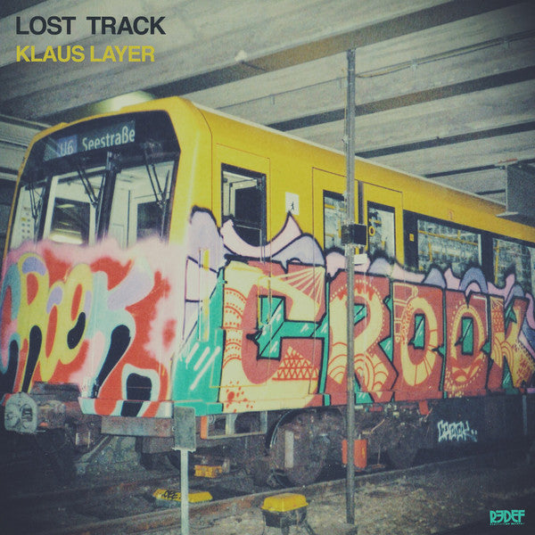 Klaus Layer - Lost Track (Vinyle Neuf)
