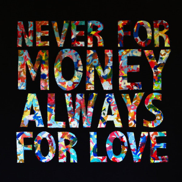 Jerome Hadey - Never For Money Always For Love (Vinyle Neuf)