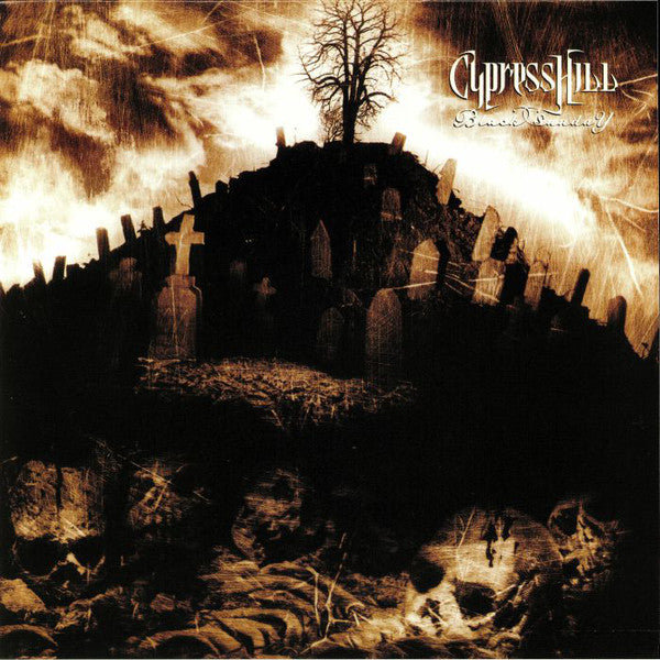 Cypress Hill - Black Sunday (Vinyle Neuf)