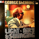 George Shearing - Light Airy and Swinging (Vinyle Usagé)