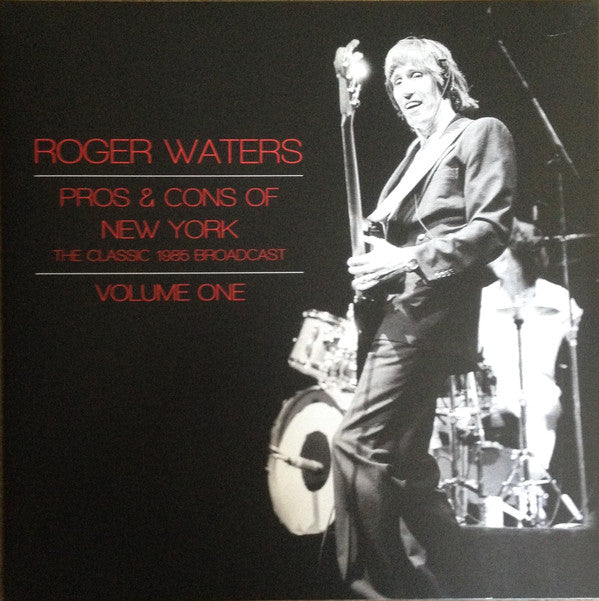 Roger Waters - Pros And Cons Of New York Vol 1 (Vinyle Neuf)
