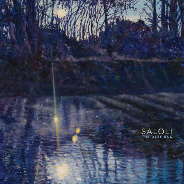 Saloli - The Deep End (CD Usagé)