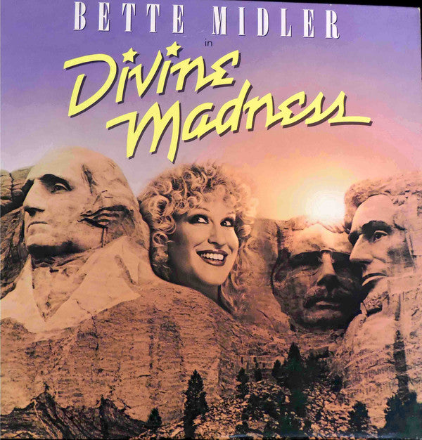 Bette Midler - Divine Madness
