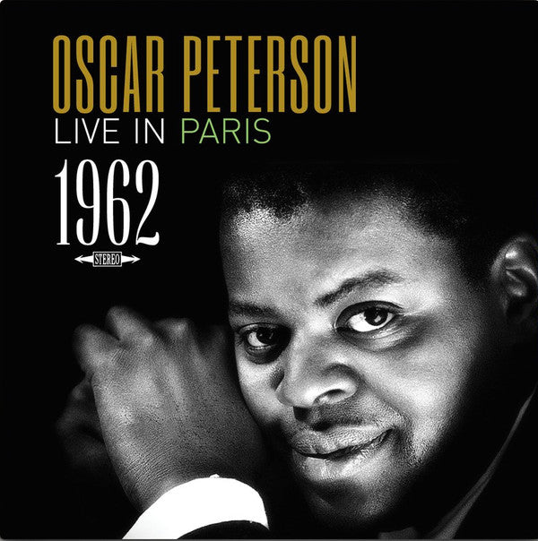Oscar Peterson - Live In Paris (Vinyle Neuf)