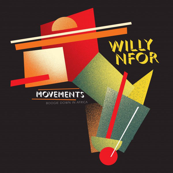 Willy Nfor - Movements: Boogie Down In Africa (Vinyle Neuf)