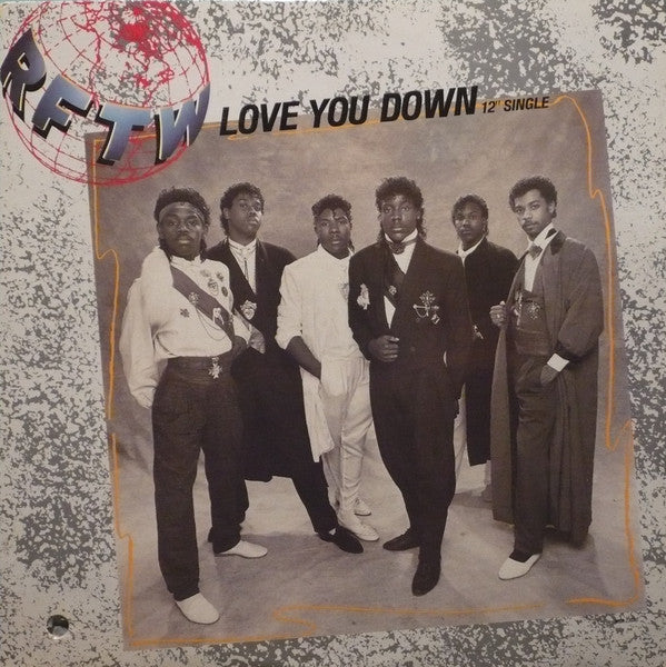 Ready For The World - Love You Down (Vinyle Usagé)