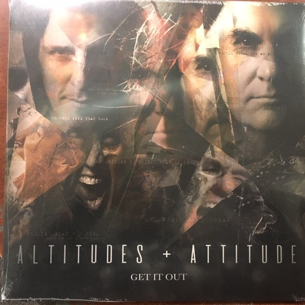 Altitudes And Attitude - Get It Out (Vinyle Neuf)