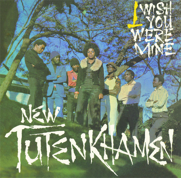 New Tutankhamen - I Wish You Were Mine (Vinyle Neuf)