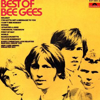 Bee Gees - Best of Bee Gees Vol 1 (CD Usagé)