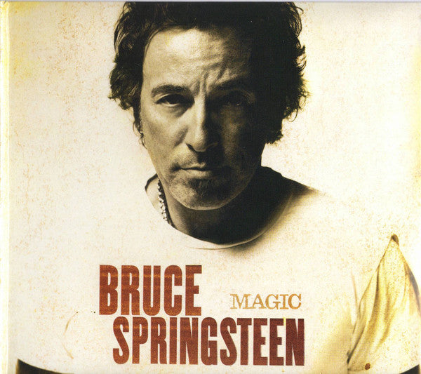 Bruce Springsteen - Magic (CD Usagé)