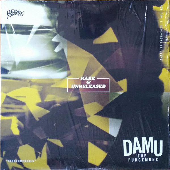 Damu The Fudgemunk - Rare And Unreleased (Vinyle Neuf)