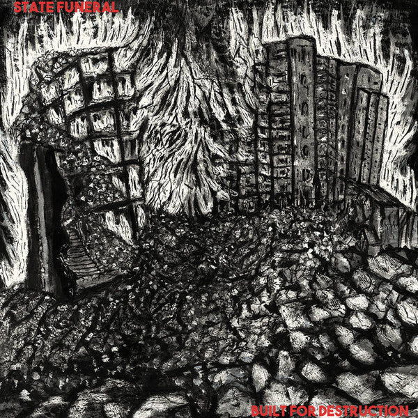 State Funeral - Built For Destruction (Vinyle Neuf)