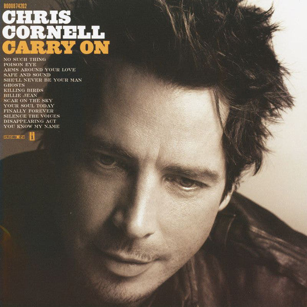 Chris Cornell - Carry On (CD Usagé)