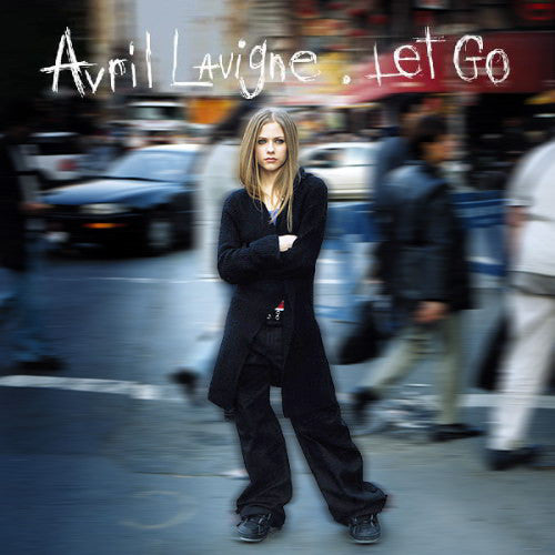 Avril Lavigne - Let Go (CD Usagé)