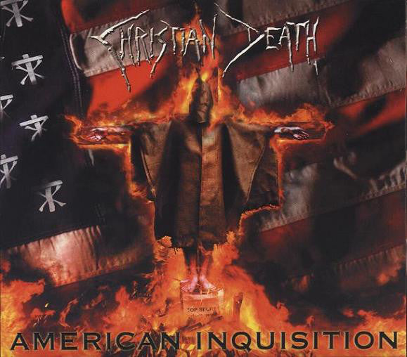 Christian Death - American Inquisition (Vinyle Neuf)