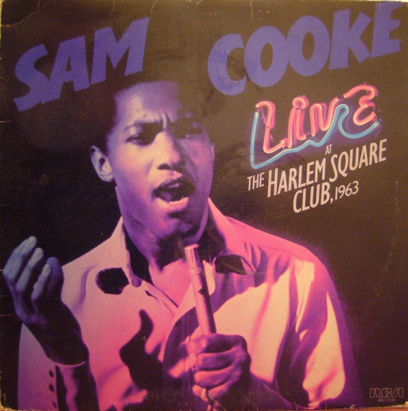 Sam Cooke - Live at the Harlem Square Club 1963 (Vinyle Usagé)