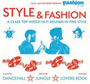 Various - Soul Jazz Records Presents Fashion Records : Style And Fashion (Vinyle Neuf)