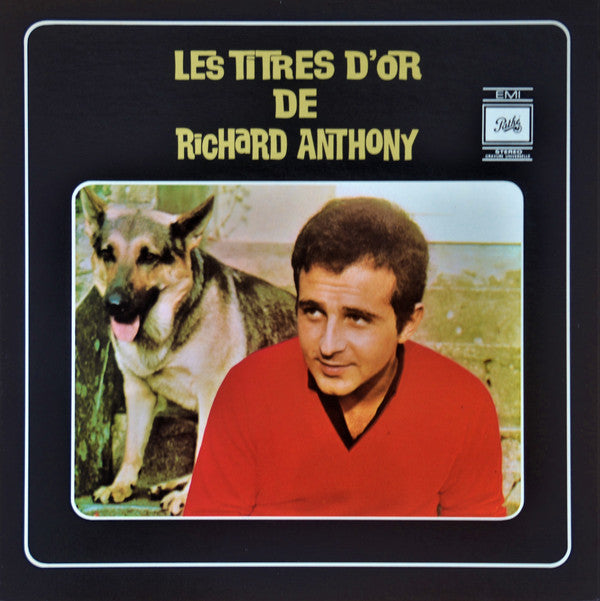 Richard Anthony - Les Titres d Or de Richard Anthony (Vinyle Usagé)