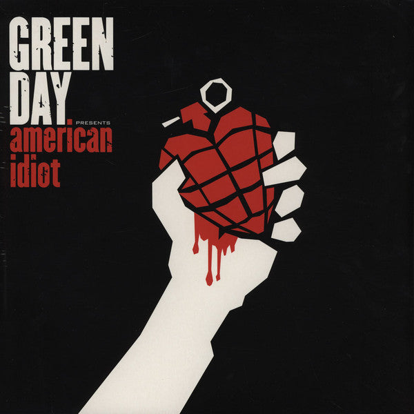 Green Day - American Idiot (Vinyle Neuf)