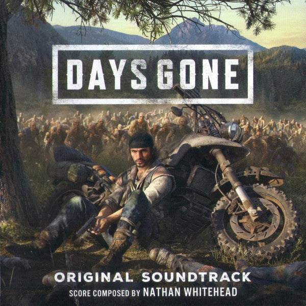 Soundtrack - Nathan Whitehead: Days Gone (Vinyle Neuf)