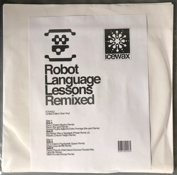 8b - Robot Language Lessons Remixed